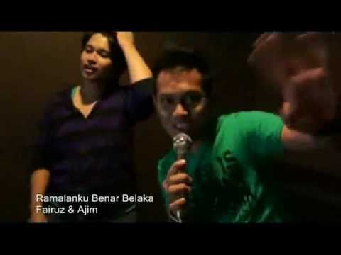 Ramalanku Benar Belaka- LIVE Fairuz & Ajim