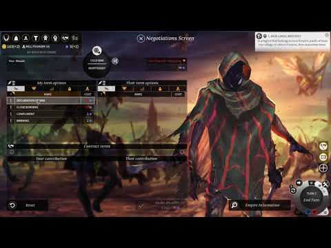 Endless Legend - #1 First Game Ever |