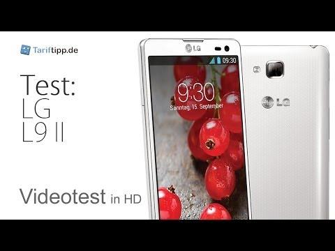 LG L9 II | Test in deutsch (HD)