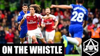 """On the Whistle: Chelsea 3-2 Arsenal - """"Another defeat but encouraging signs"""""""