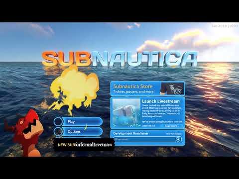 Subnautica Stream One