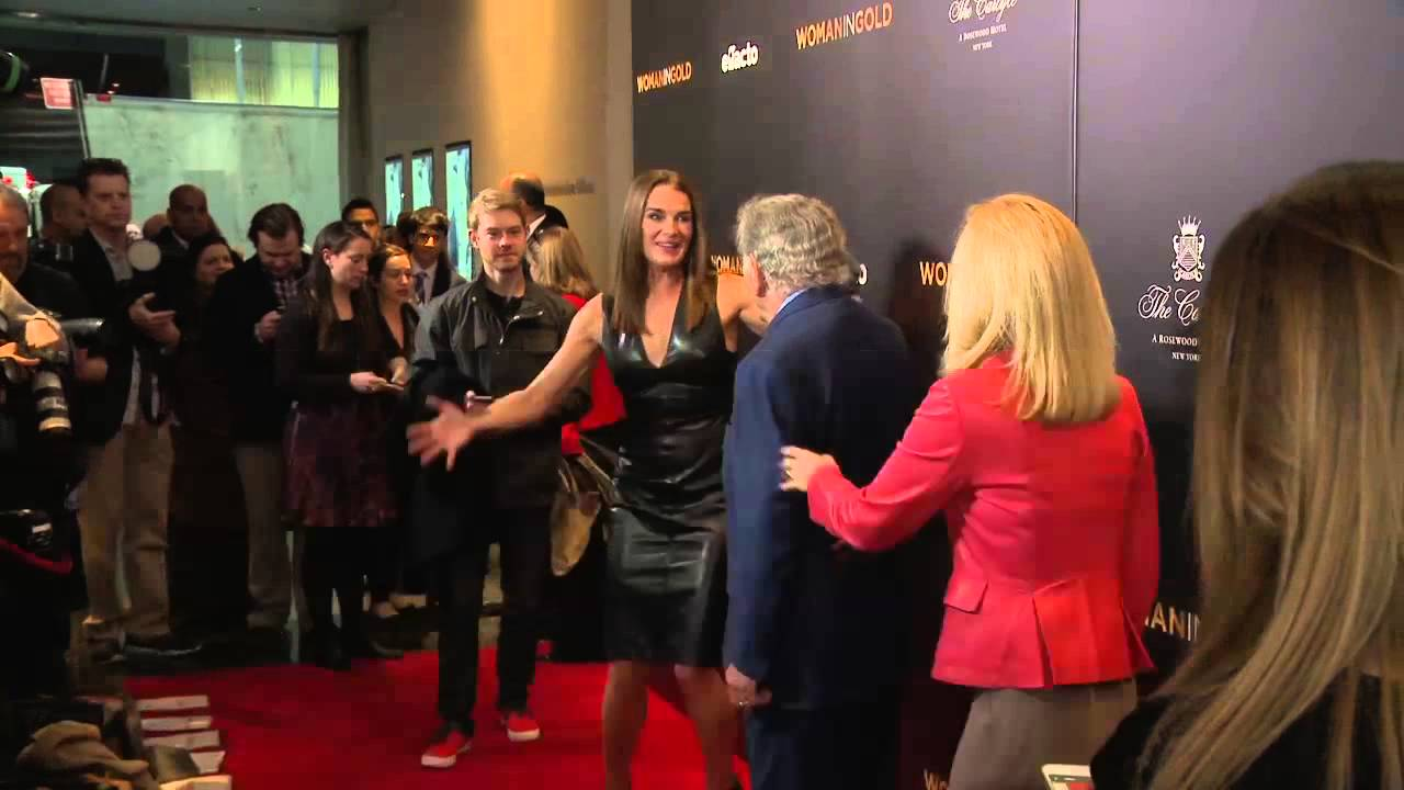 Woman In Gold Red Carpet Premiere Cast And Guest Arrivals