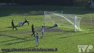Serie D Girone A Ghivizzano B.-Ligorna 1-1