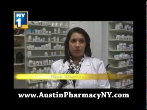 Forest Hills NY Pharmacy Owner - Queens Person of The Week on NY1, Austin Pharmacy
