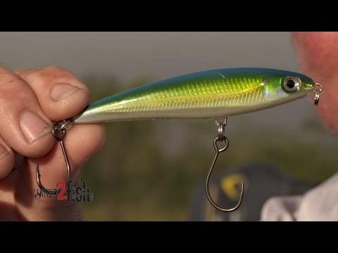 Saltwater Lures That Are Dynamite Bass Baits