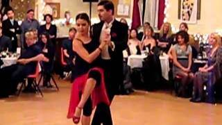 Gregory & Chelsea Tango to D