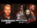 La PANZA del TERROR es CAMPEÓN de WWE - TALK WWE ELIMINATION CHAMBER 2017