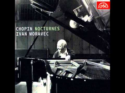 Chopin Nocturne in C minor Op.48 No.1 Ivan Moravec, piano