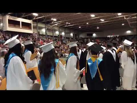 2019 Trigg County High School Graduation