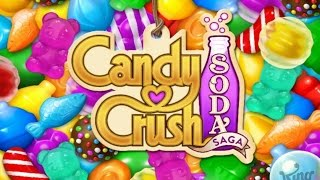 Candy Crush Soda Saga iPhone Gameplay