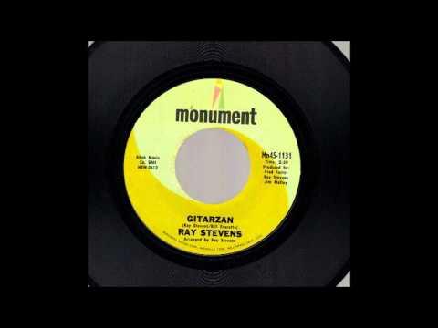 1969_084 - Ray Stevens - Gitarzan - (45)