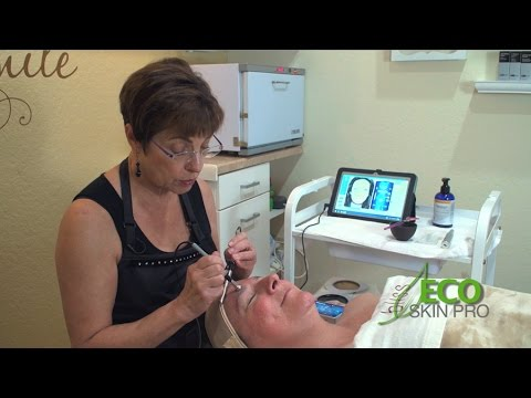 Eco Skin Pro offers Microcurrent Facials