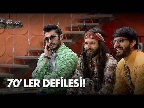 70'ler defilesi! - Kısmetse Olurиз YouTube · Длительность: 4 мин1 с