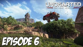 Uncharted : The Lost Legacy - Chasse aux jetons ?! | Episode 6