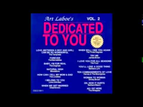 Art Laboe's Dedicated To You Vol.2