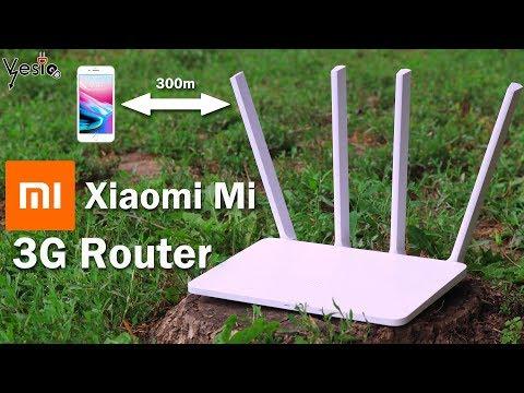 Moj novi WiFi ruter Xiaomi Mi RADI NA 300m!!