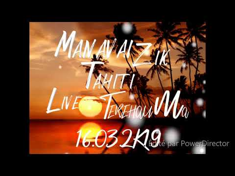 LIVE TEREHAU MA BEGUINE