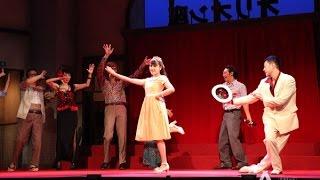 """タクフェス""""第4弾作品「歌姫」東京でのゲネプロの模様。記事と写真は ht..."""