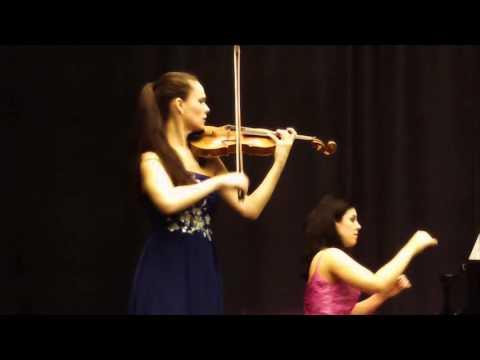 Schostakowitsch Prélude op. 34 - Lea & Esther Birringer