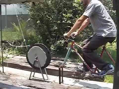 Bici bomba de agua tipo rosario puede sacar agua de hasta - Bomba para sacar agua ...