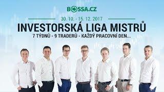 Bossa Investorská liga mistrů