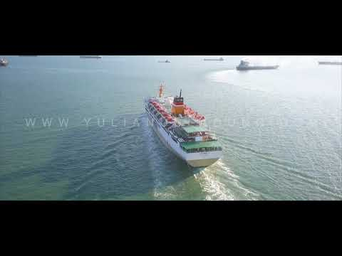 AERIAL FOOTAGE - OFFSHORE #14