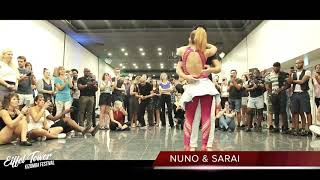 Smooth KIZOMBA by NUNO & SARAI, Eiffel Tower Festival, Paris, France, Aug 2018