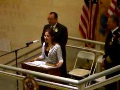 Bergen County Sheriff closing ceremony