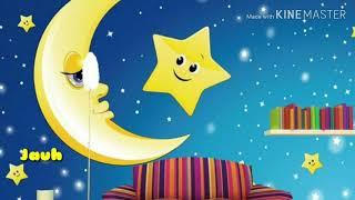 Bintang kecil dilangit yang biru   Lagu anak populer   versi Karoke