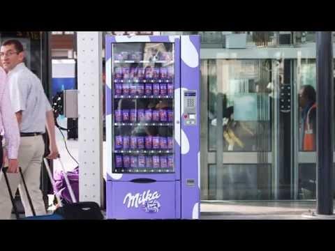 Vidéo Milka LU s'invite dans les poches !