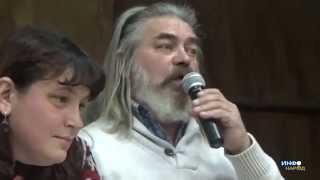 Сергей Алексеев на литфесте ''Белое пятно-2015''
