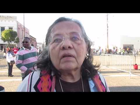 TV One NewsOneNow Exclusive! MLK Lieutenant Diane Nash on #Selma50