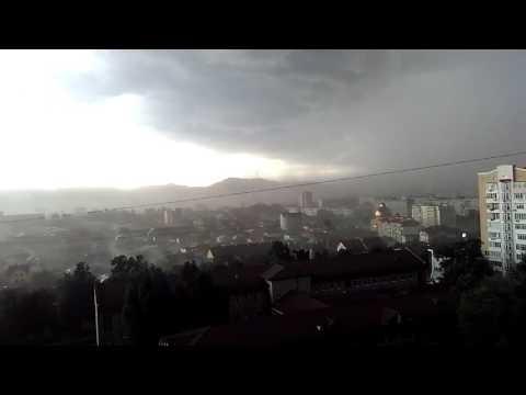 На Львів насувається буря 23 червня 2017 р.