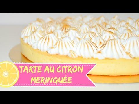 recette-#12- -tarte-au-citron-meringuée-[cap-pâtissier]