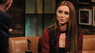 Una Healy on going back to her maiden name | The Late Late Show | RTÉ One