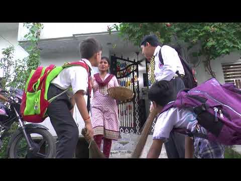 Swachh bharat Pilibhit (hindi) U. P