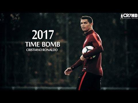 Cristiano Ronaldo ● Time Bomb 2017 ● Best Skills & Goals 2016/17 ᴴᴰ