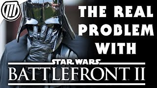 Star Wars Battlefront 2: The Real Problem and How EA May Fix It