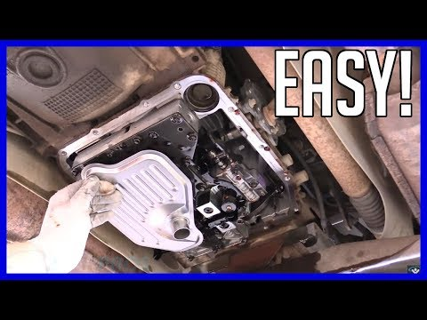 How to Service a Transmission Ford F-150 1995-2003 4R70W