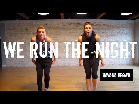 'We Run The Night (feat. Pitiful)' - HIT THE FLOOR - Cardio Dance Fitness