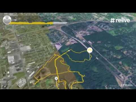 MaizeMan's Ultra Marathon Training Vlog Epi 25 Nice Morning Trail Run