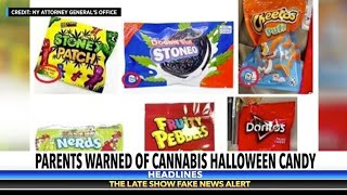 This Halloween, Don't Give Your Weed Away
