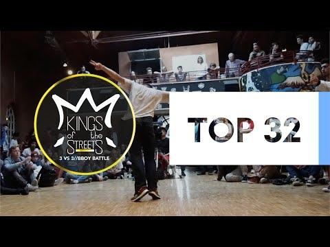 TRU CRU vs SANKOFA // KINGS OF THE STREETS 2017