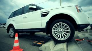 ROAD SHOW JAGUAR LAND ROVER 2013 (Краснодар)