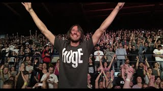 Fabio Zaffagnini and Foo Fighters at Carisport Cesena 3/11/2015! Rockin'1000 - Full video!