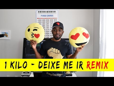 Acústico 1Kilo - Deixe-me Ir (Baviera, Knust e Pablo Martins)  | Look Cem Remix