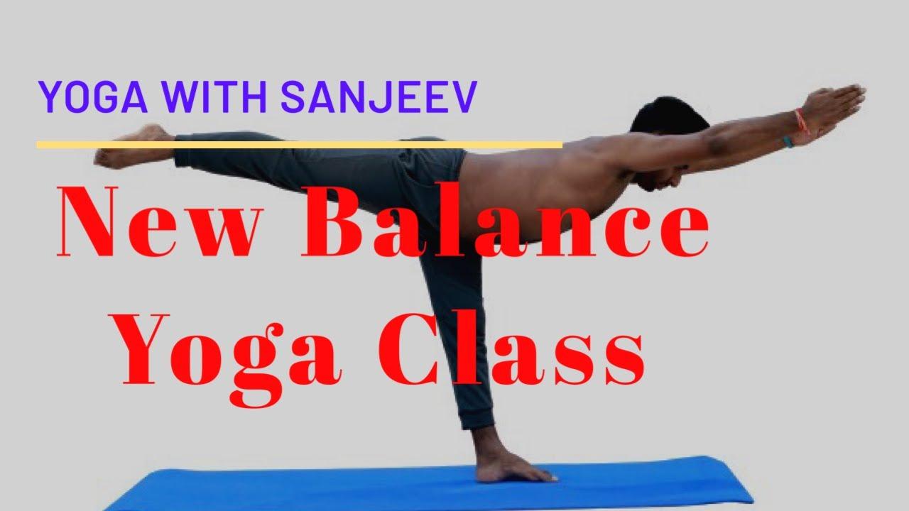 New Balance yoga Class    Vietnam    2020   