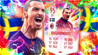 FIFA 20 : IBRAHIMOVIC 95 Squad Builder Battle 😱🔥