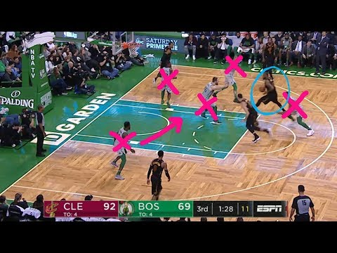 Brad Stevens\' MASTERPLAN To Stop Lebron James (Cavs vs Celtics Preview)
