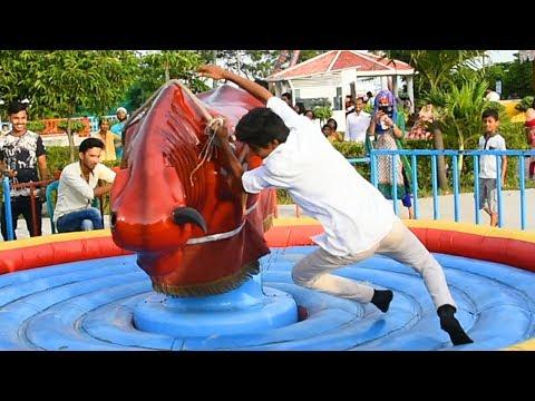 Bull Riding Toys | Bull Riding Games | Mechanical Bull Riding Near Me | Electric Bull Riding